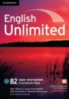 Image for English Unlimited Upper Intermediate Coursebook with e-Portfolio and Online Workbook Pack