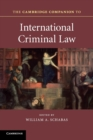 Image for The Cambridge companion to international criminal law