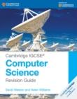 Image for Cambridge IGCSE computer studies: Revision guide