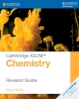 Image for Cambridge IGCSE chemistry: Revision guide