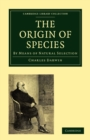 Image for The origin of species by means of natural selection, or the preservation of favoured races in the struggle for life