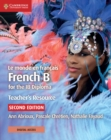 Image for Le monde en franðcais  : French B for the IB diploma: Teacher's resource