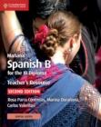 Image for Maänana teacher's resource with Cambridge Elevate  : Spanish B for the IB diploma
