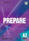 Image for Cambridge English prepare!Level 2,: Workbook