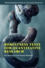 Image for Robustness tests for quantitative research