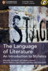 Image for The language of literature  : an introduction to stylistics
