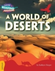 Image for A world of deserts