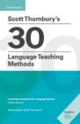 Image for Scott Thornbury's 30 language teaching methods