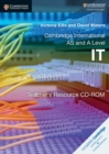 Image for Cambridge International AS and A Level IT Teacher's Resource CD-ROM