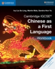Image for Cambridge IGCSE (R) Chinese as a First Language Workbook