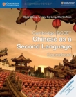 Image for Chinese as a second language: Coursebook