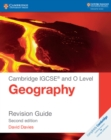 Image for Cambridge IGCSE and O level geography revision guide