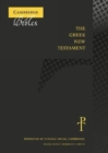 Image for The Greek New Testament