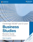 Image for IGCSE and O level business studies: Revision guide