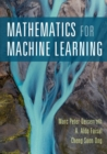 Image for Mathematics for machine learning