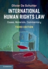 Image for International human rights law  : cases, materials, commentary