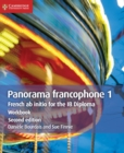 Image for Panorama francophone 1 Workbook : French ab Initio for the IB Diploma