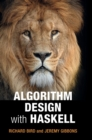 Image for Algorithm design with Haskell