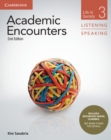 Image for Academic encounters  : listening and speakingLevel 3,: Life in society