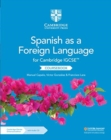 Image for Cambridge IGCSE (TM) Spanish as a Foreign Language Coursebook with Audio CD and Cambridge Elevate Enhanced Edition (2 Years)