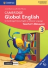 Image for Cambridge global EnglishStage 5,: Teacher's resource book