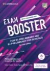 Image for Exam booster for preliminary and preliminary for schools with answer key  : with audio for the revised 2020 exams
