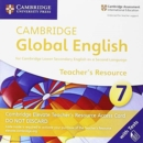 Image for Cambridge Global English Stage 7 Cambridge Elevate Teacher's Resource Access Card : for Cambridge Lower Secondary English as a Second Language