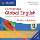 Image for Cambridge Global English Stage 9 Cambridge Elevate Teacher's Resource Access Card : for Cambridge Lower Secondary English as a Second Language