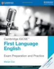 Image for Cambridge IGCSE(TM) first language English exam preparation and practice