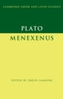 Image for Plato - Menexenus