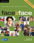 Image for face2face Advanced Student's Book