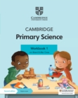 Image for Cambridge Primary Science Workbook 1 with Digital Access (1 Year)