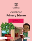 Image for Cambridge Primary Science Workbook 3 with Digital Access (1 Year)
