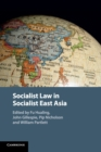 Image for Socialist Law in Socialist East Asia