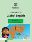 Image for Cambridge Global English Workbook 4 with Digital Access (1 Year) : for Cambridge Primary English as a Second Language