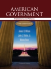Image for American Government: Institutions and Policies : The Essentials