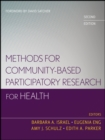 Image for Methods for community-based participatory research for health