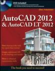 Image for AutoCAD 2012 & AutoCAD LT 2012 bible
