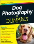 Image for Dog photography for dummies