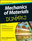 Image for Mechanics of materials for dummies