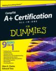 Image for CompTIA A+ certification all-in-one for dummies