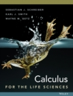 Image for Calculus for the life sciences