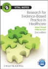 Image for Research for evidence-based practice in healthcare