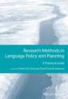 Image for Research methods in language policy and planning  : a practical guide