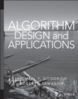 Image for Algorithm design and applications