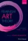 Image for Feminism-art-theory  : an anthology, 1968-2014