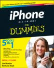 Image for iPhone 5 all-in-one for dummies