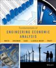 Image for Fundamentals of Engineering Economic Analysis