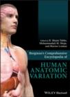 Image for Bergman's Comprehensive Encyclopedia of Human Anatomic Variation