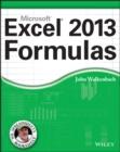 Image for Excel 2013 formulas
